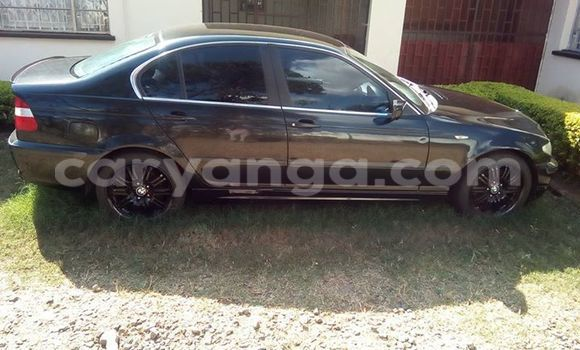Buy Used BMW 3-Series Black Car in Limete in Malawi