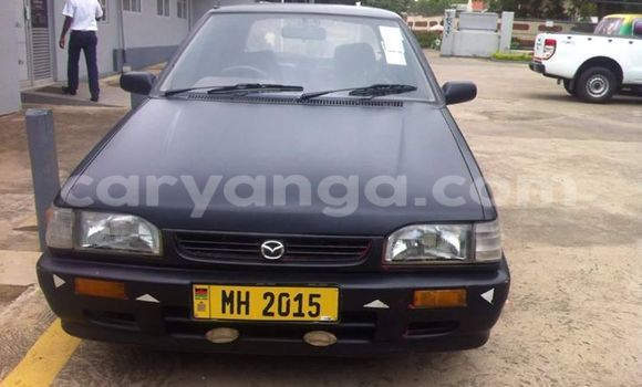 Buy Used Mazda 323 Black Car in Limete in Malawi