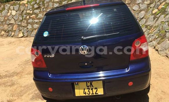 Buy Used Volkswagen Polo Blue Car in Limete in Malawi