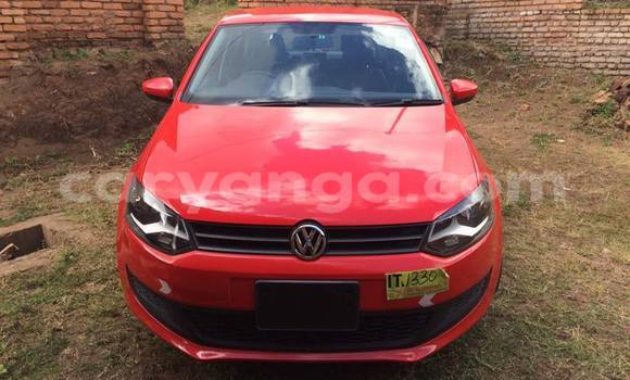 Buy Used Volkswagen Polo Red Car in Limete in Malawi