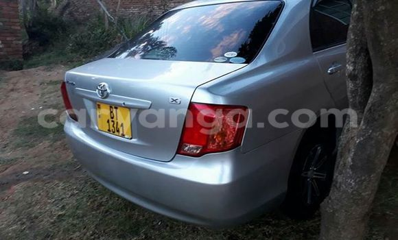 Buy Used Toyota Axio Silver Car in Limete in Malawi