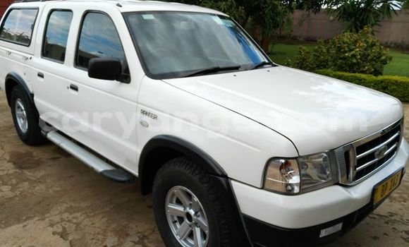 Buy Used Ford Ranger White Car in Limete in Malawi