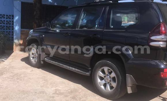 Buy Used Toyota Land Cruiser Prado Black Car in Limete in Malawi
