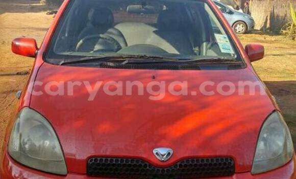 Buy Used Toyota Vitz Red Car in Limete in Malawi