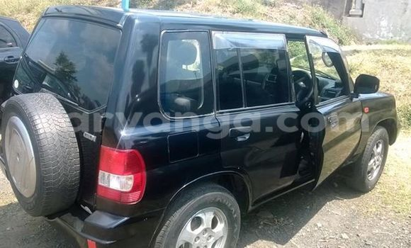 Buy Used Mitsubishi Pajero Black Car in Limete in Malawi