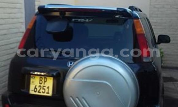 Buy Used Honda CR–V Black Car in Limete in Malawi
