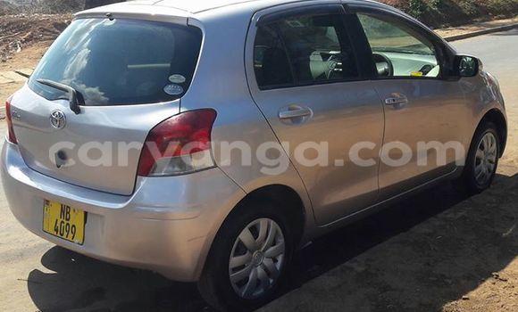 Buy Used Toyota Vitz Silver Car in Limete in Malawi