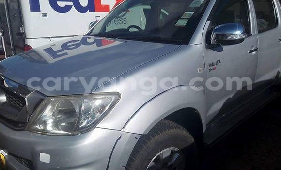 Buy Used Toyota Hilux Silver Car in Limete in Malawi