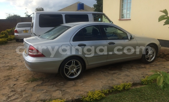 Buy Used Mercedes‒Benz C-Class Silver Car in Blantyre in Malawi