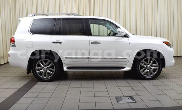 Buy Used Lexus LX White Car in Kasungu in Malawi