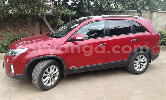 Buy Used Kia Sorento Red Car in Limete in Malawi