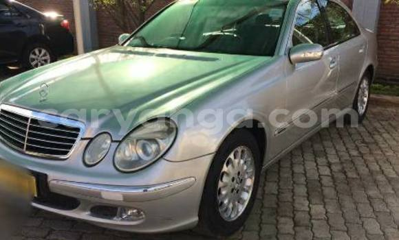 Buy Used Mercedes‒Benz E–Class Silver Car in Limete in Malawi