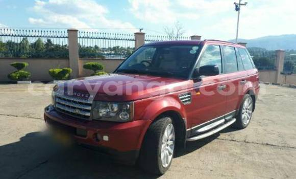 Buy Used Land Rover Range Rover Red Car in Limete in Malawi