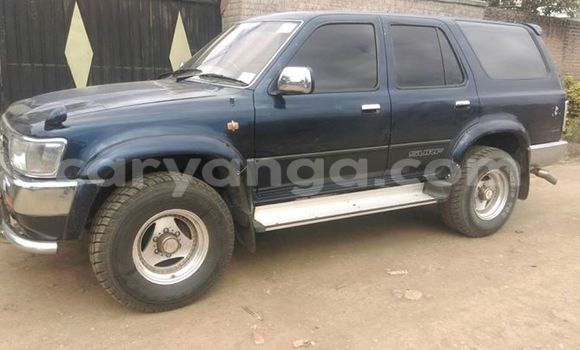 Buy Used Toyota Hilux Surf Blue Car in Limete in Malawi
