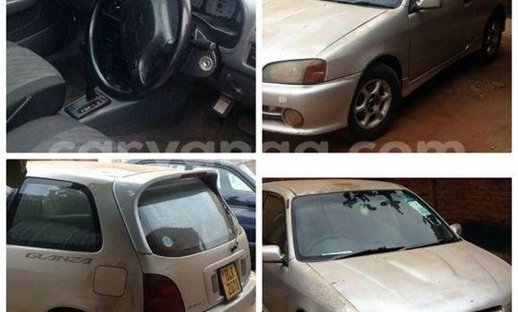 Buy Used Toyota Starlet Silver Car in Limete in Malawi