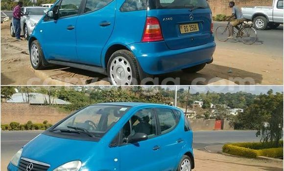 Buy Used Mercedes‒Benz A–Class Blue Car in Limete in Malawi