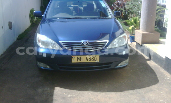 Buy Used Toyota Camry Blue Car in Lilongwe in Malawi