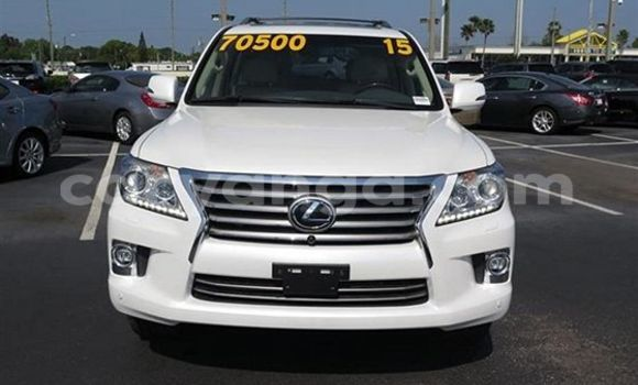 Buy Used Lexus LX White Car in Zomba in Malawi