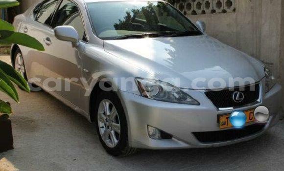 Buy Used Lexus IS Black Car in Limete in Malawi