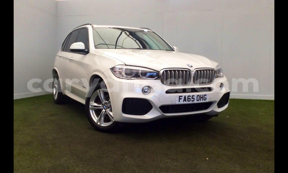 Buy New BMW X5 White Car in Blantyre in Malawi