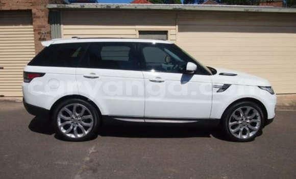 Buy Used Land Rover Range Rover White Car in Limete in Malawi