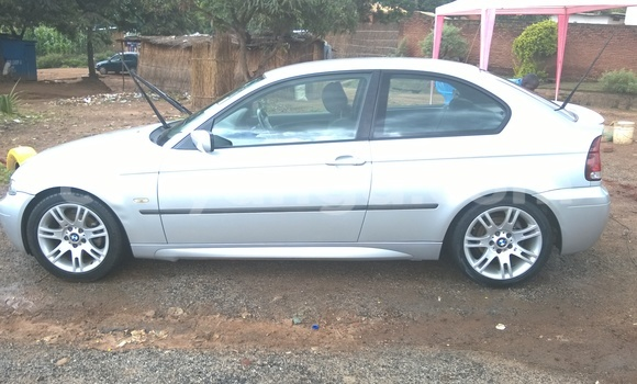 Buy Used BMW 3-Series Silver Car in Lilongwe in Malawi