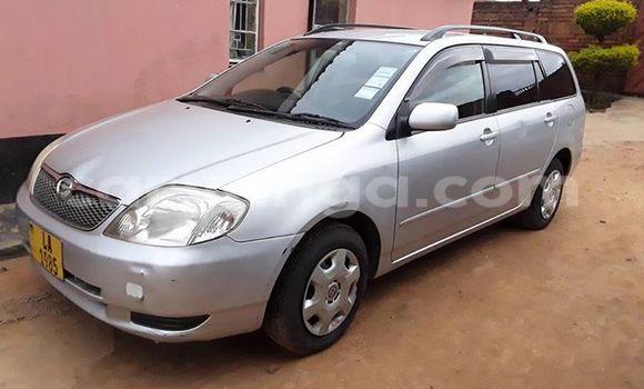 Buy Used Toyota Fielder Silver Car in Limete in Malawi