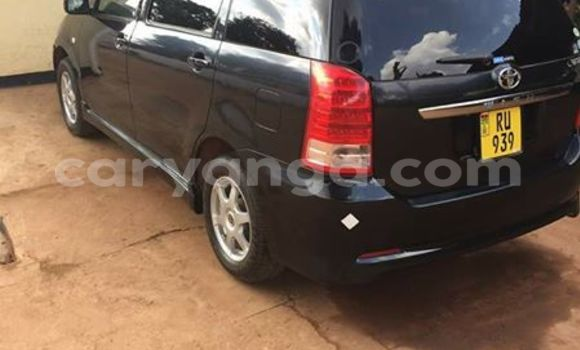 Buy Used Toyota Wish Black Car in Limete in Malawi