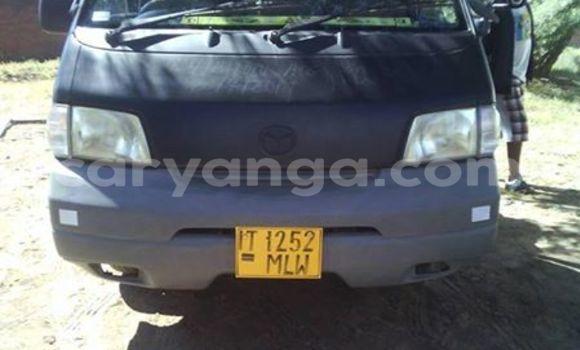 Buy Used Mazda B-series Black Car in Limete in Malawi