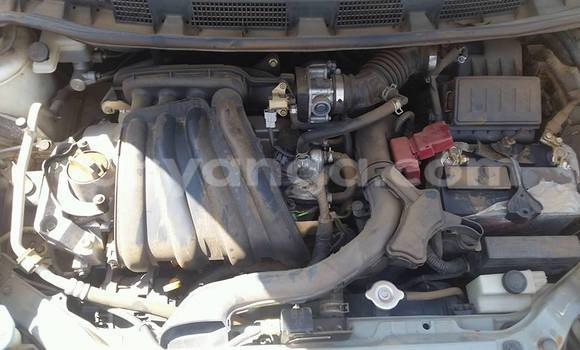Buy Used Nissan Note White Car in Limete in Malawi