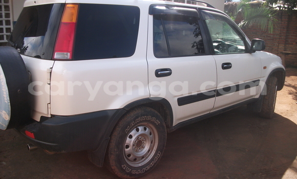 Buy Used Honda CR–V White Car in Limete in Malawi