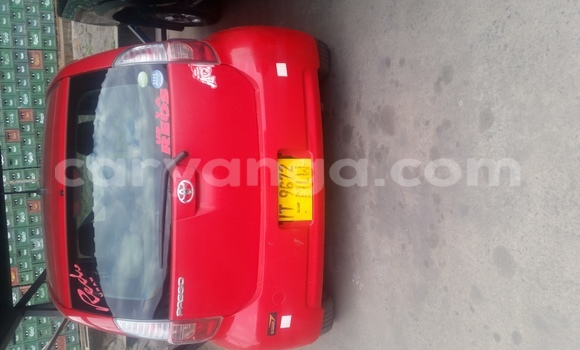 Buy Used Toyota Passo Red Car in Blantyre in Malawi