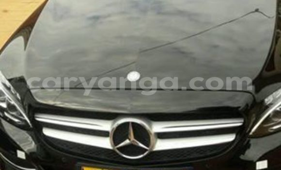Buy Used Mercedes‒Benz C-Class Black Car in Limete in Malawi