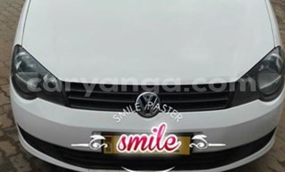 Buy Used Volkswagen Polo White Car in Limete in Malawi