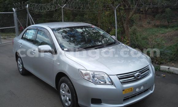 Buy Used Toyota Axio Silver Car in Limete in Malawi