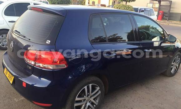 Buy Used Volkswagen Golf Blue Car in Lilongwe in Malawi