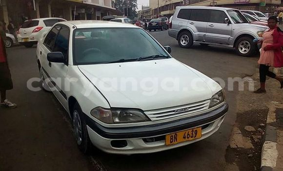 Buy Used Toyota Carina White Car in Limete in Malawi