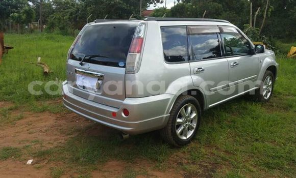 Buy Used Nissan X–Trail Silver Car in Limete in Malawi