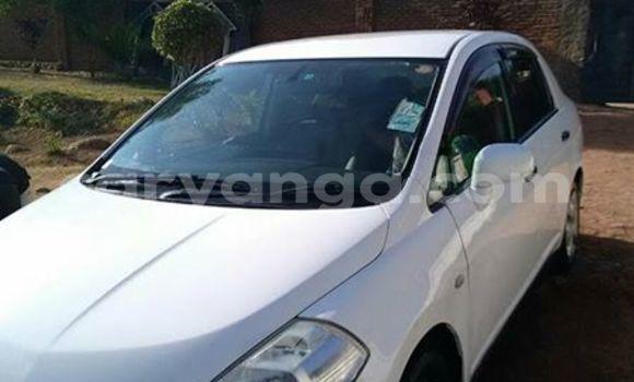 Buy Used Nissan Tilda White Car in Limete in Malawi