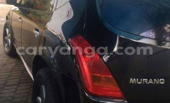 Buy Used Nissan Murano Black Car in Limete in Malawi