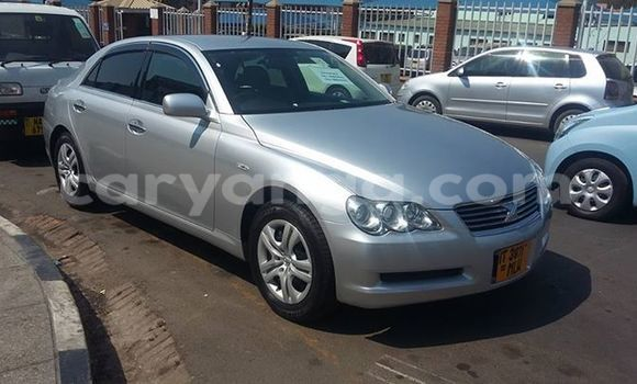 Buy Used Toyota Mark X Silver Car in Limete in Malawi