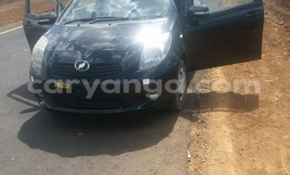 Buy Used Toyota Vitz Black Car in Limete in Malawi