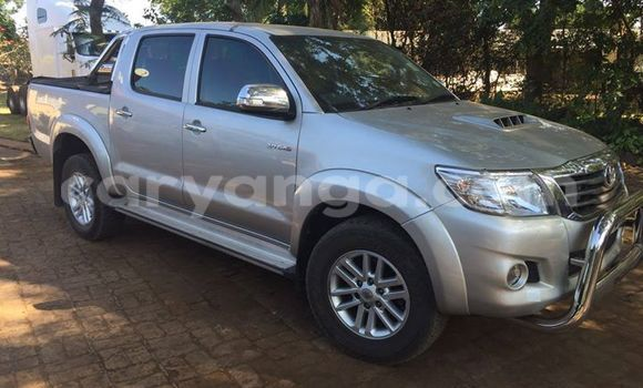 Buy Used Toyota 4Runner Silver Car in Blantyre in Malawi