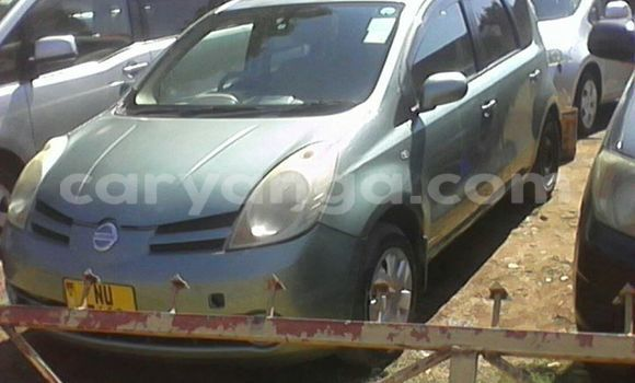 Buy Used Nissan Note Silver Car in Limete in Malawi