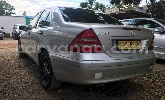 Buy Used Mercedes‒Benz C–Class Silver Car in Limete in Malawi