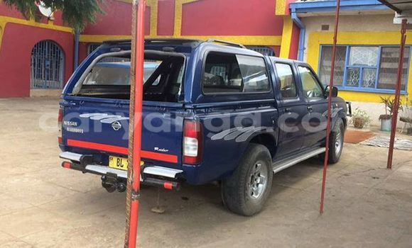Buy Used Nissan Hardbody Blue Car in Limete in Malawi