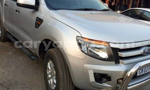 Buy New Ford Ranger Silver Car in Lilongwe in Malawi