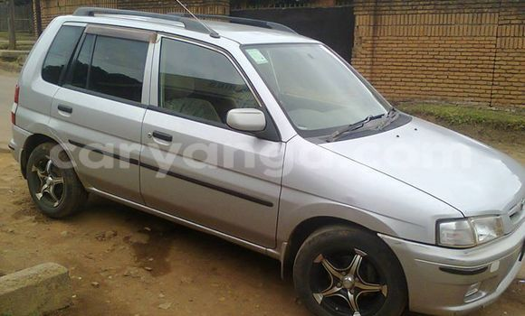 Buy Used Mazda 323 Silver Car in Lilongwe in Malawi