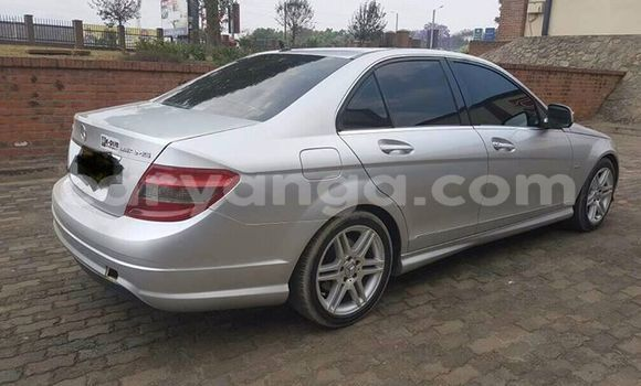 Buy Used Mercedes‒Benz C-Class Silver Car in Limete in Malawi