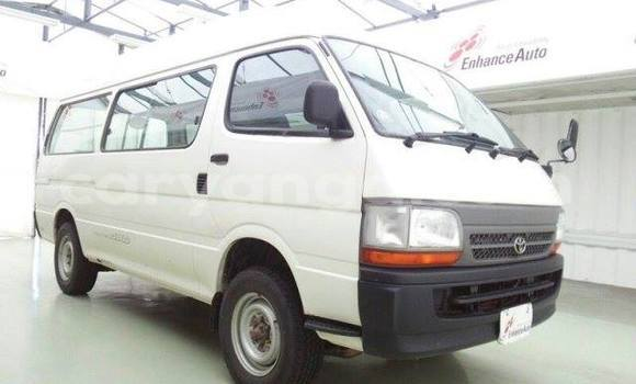 Buy New Toyota Hiace White Car in Blantyre in Malawi